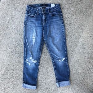 Levi's The Original Mid Rise Skinny Jeans